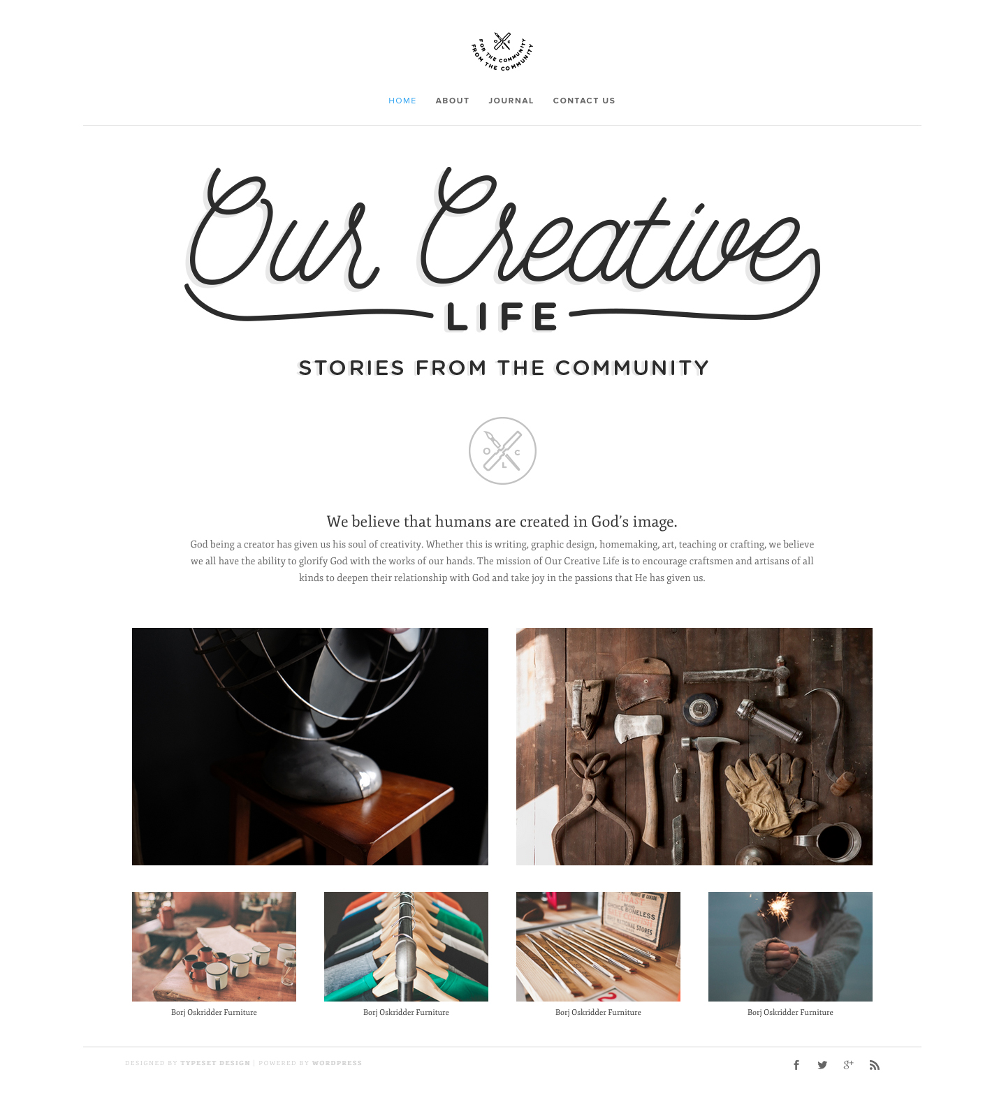 Our_Creative_Life_Website
