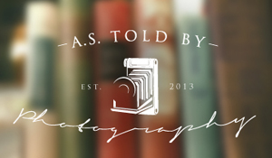 A.S. Told by Photography Logo