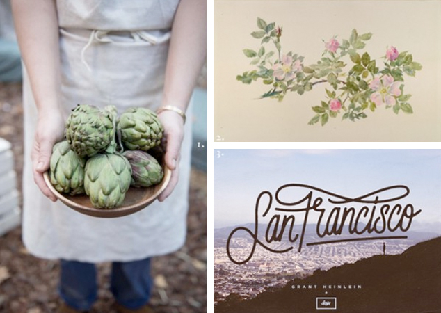 San Francisco, Junior Beans, & Friday Design Inspiration