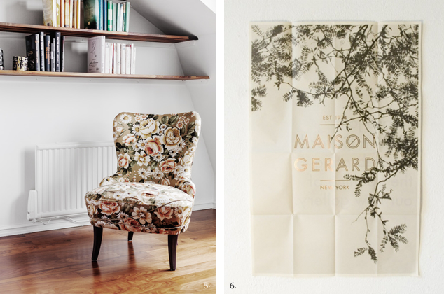 Floral, Vintage, and Typography Design Inspiration