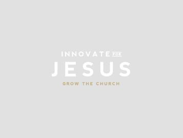 Innovate for Jesus
