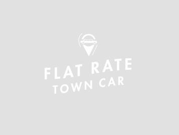 Flat Rate Town Car